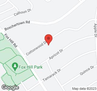 3421 Cottonwood Drive