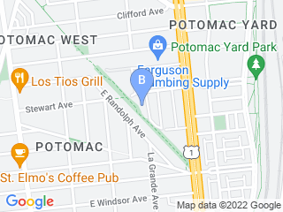 Map of A Dogs Day Out Dog Boarding options in Alexandria | Boarding