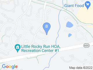 Map of Jds Canine Cruiser LLC Dog Boarding options in Centreville | Boarding
