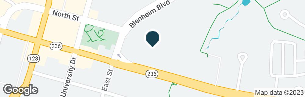 Google Map of10320 MAIN ST
