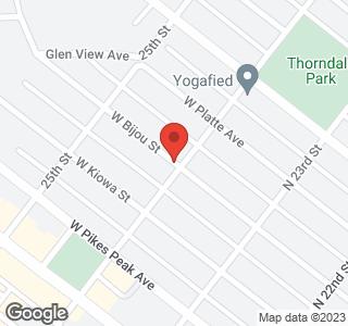 2408 W Bijou Street