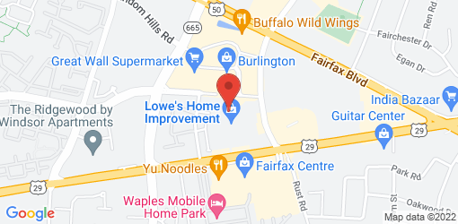 Directions to Woodlands Pure Vegetarian Indian Cuisine