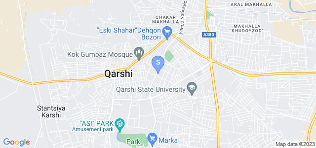 Location of Nahshab on map