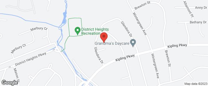 7304 GLENDORA CT District Heights MD 20747