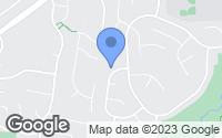 Map of Chantilly, VA