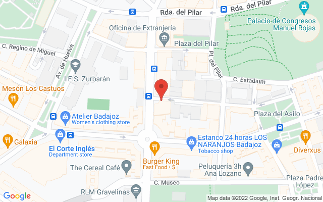 Administración nº9 de Badajoz