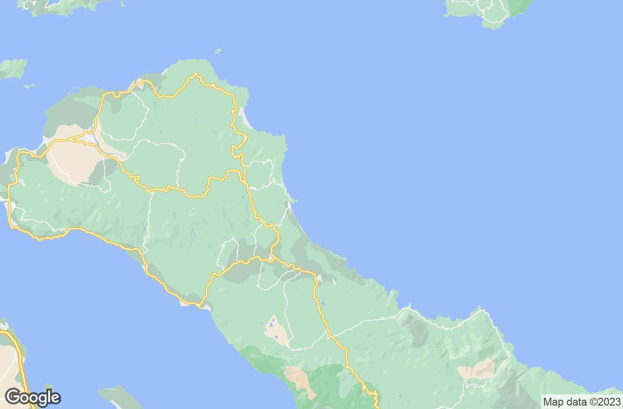 Google Map of مانتودي ليمني أجيا أنا