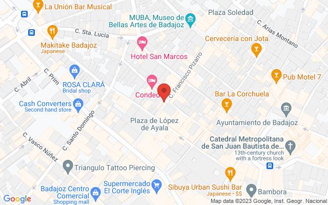 Administración nº4 de Badajoz