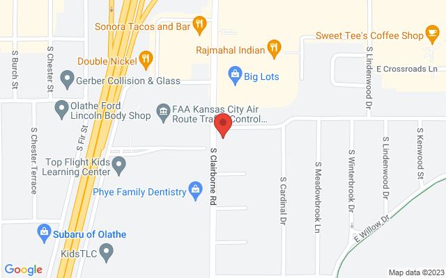 static image of 302 South Clairborne Road, Suite B, Olathe, Kansas
