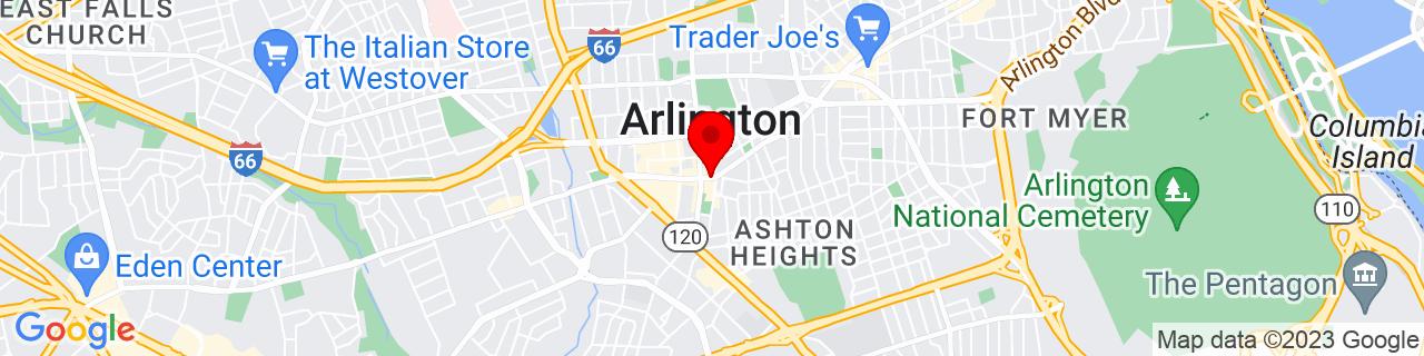 Google Map of 38.8799697, -77.1067698