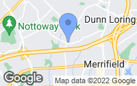 Map of Dunn Loring, VA