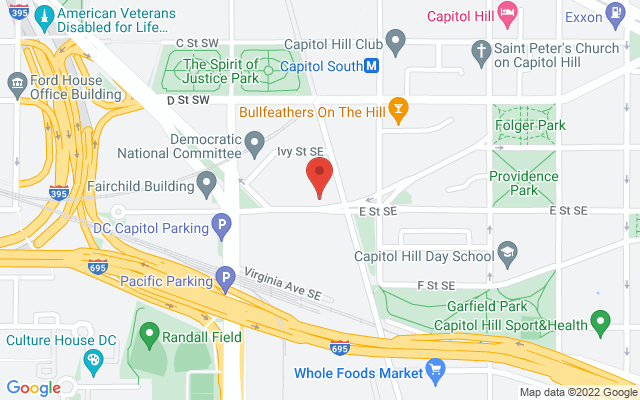 static image of 50 E Street Southeast, Suite 300, Washington, District of Columbia