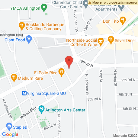 Ritters Film Company on Map (933 N Kenmore St Ste 320, Arlington, VA 22201) Map