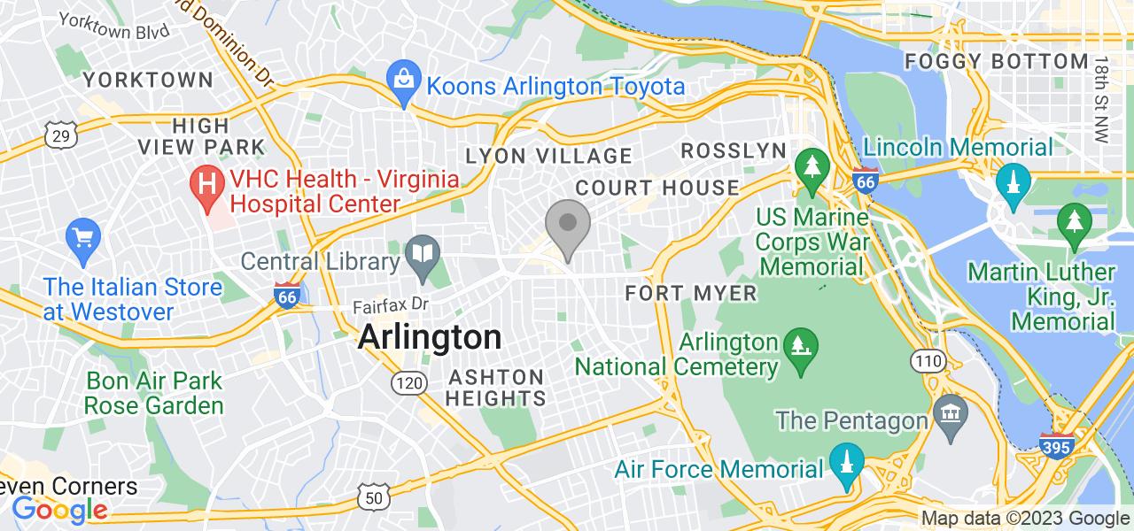 1021 N Garfield St, Arlington, VA 22201, USA