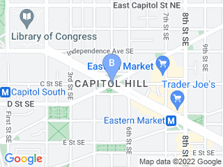 Map of Dog Dot Cat LLC Dog Boarding options in Washington | Boarding