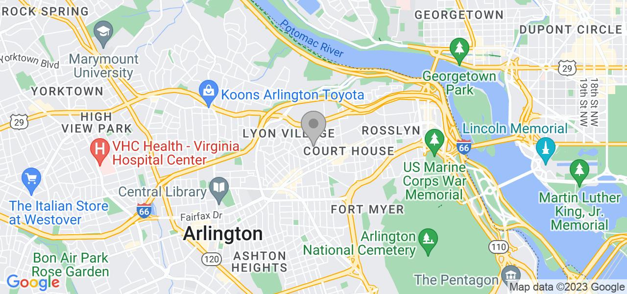 1604 N Cleveland St, Arlington, VA 22201, US