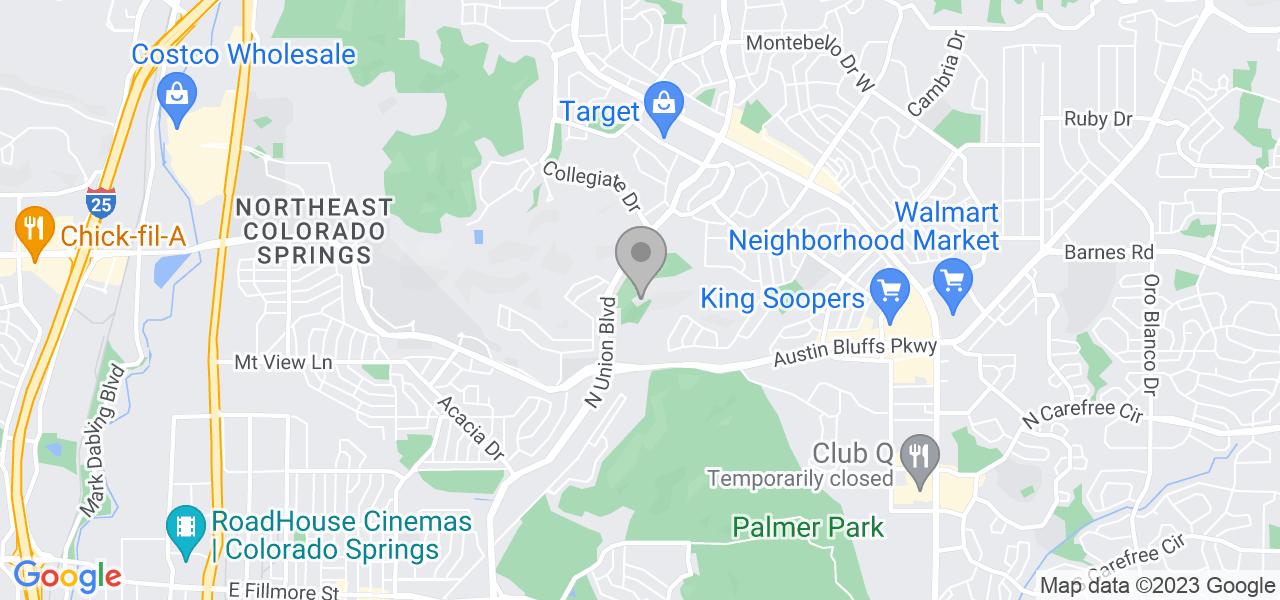 4295 Ridgecrest Dr, Colorado Springs, CO 80918, US