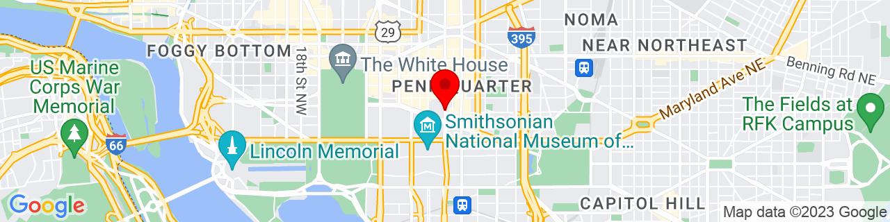 Google Map of 38.8948828, -77.02398