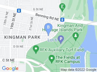 Map of Grateful Companion Pet Care Dog Boarding options in Washington | Boarding