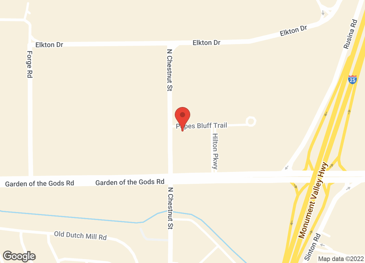 Google Map of VCA Northwest Animal Hospital