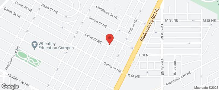 1453-1455 HOLBROOK ST NE Washington DC 20002