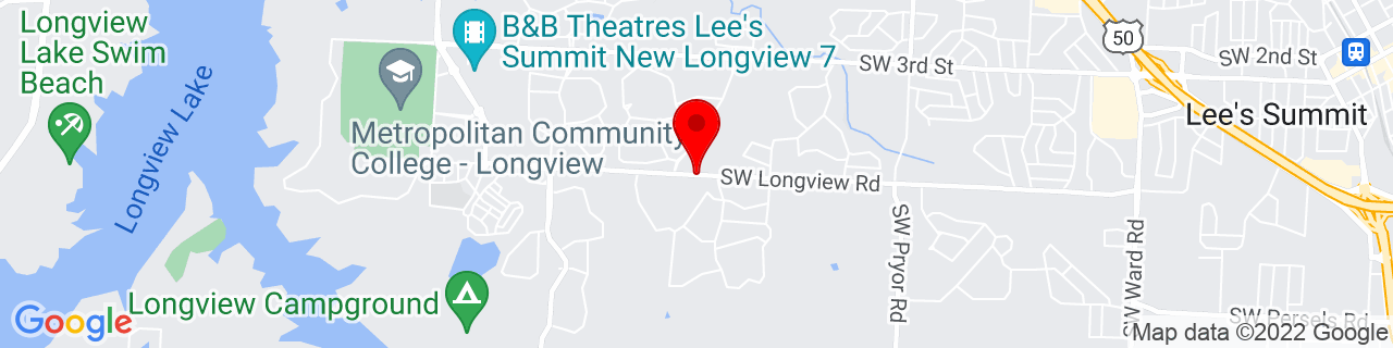 Google Map of 38.9051303, -94.43043159999999