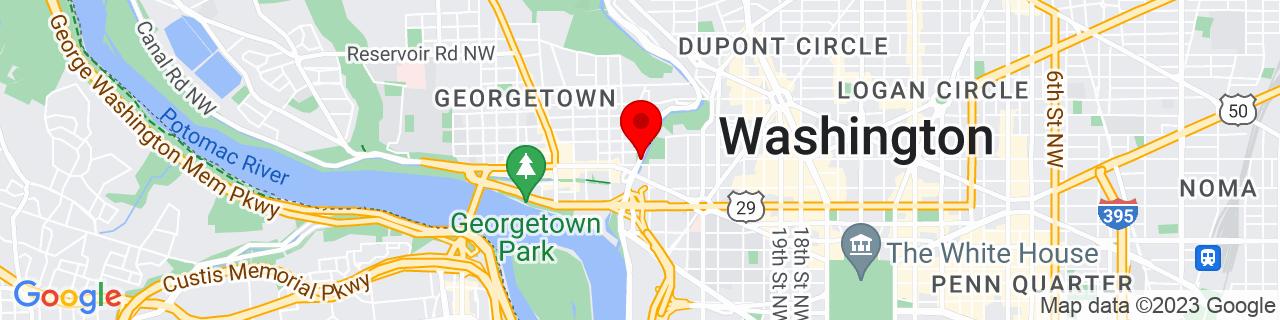 Google Map of 38.905611, -77.0554705
