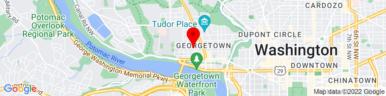 Google Map of 38.907558, -77.0662679