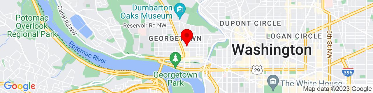 Google Map of 38.907876, -77.061988