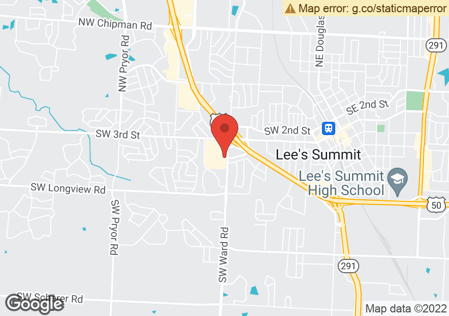 Google Map of 330 SW WARD RD