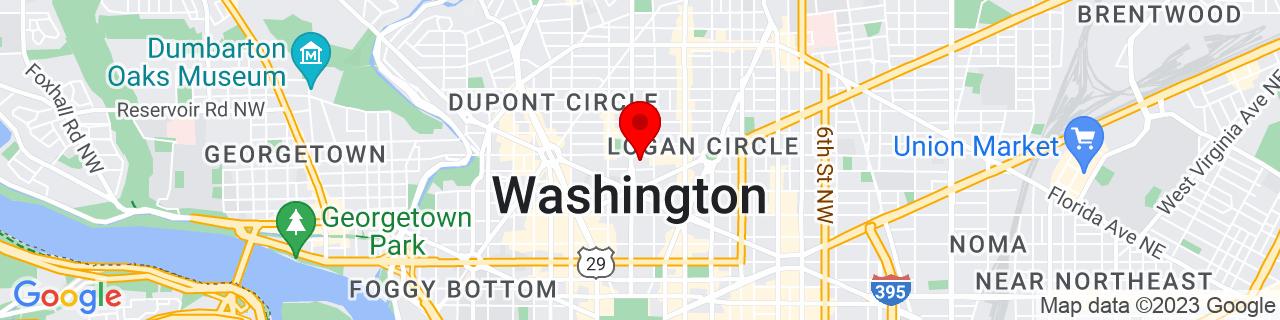 Google Map of 38.9092782, -77.0358102