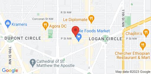 Directions to sweetgreen Logan Circle
