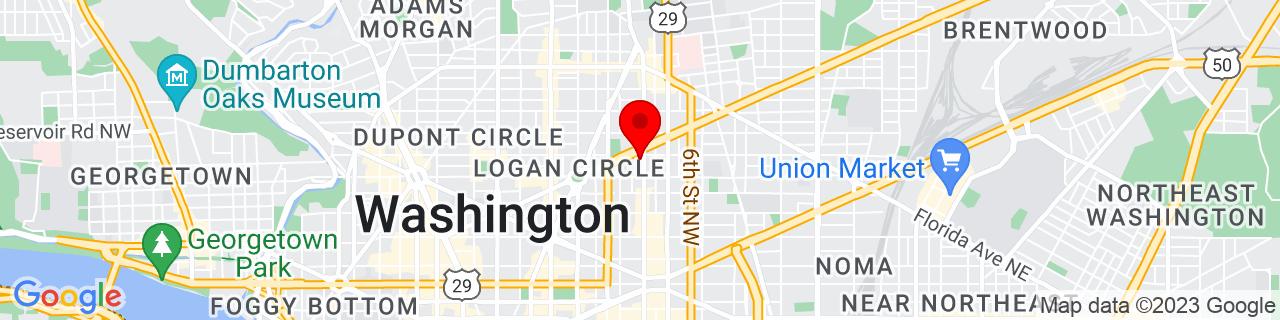 Google Map of 38.9108158, -77.02424669999999
