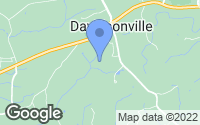 Map of Davidsonville, MD