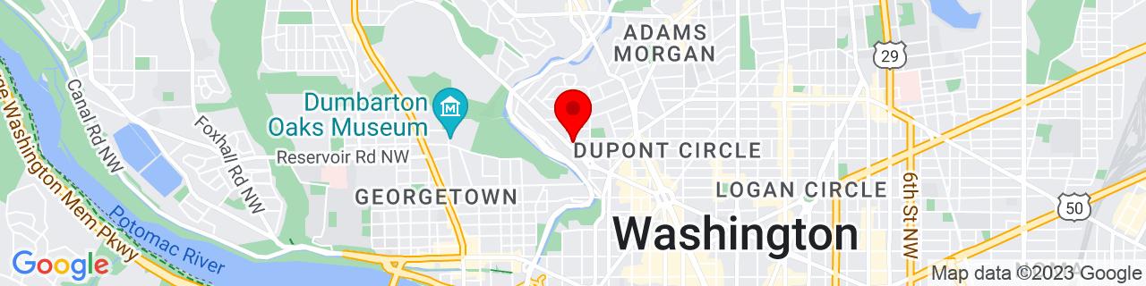 Google Map of 38.913747, -77.052229