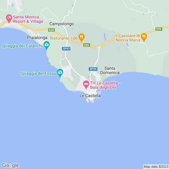 Baia degli Dei Resort