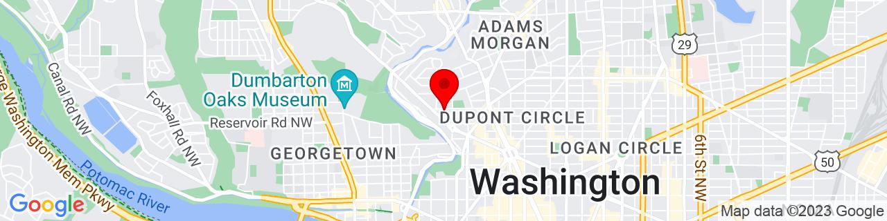 Google Map of 38.91391, -77.051678