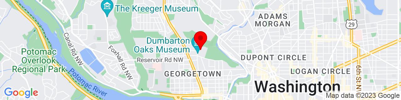 Google Map of 38.9147989, -77.0632821