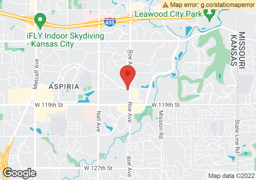 Google Map of 4701 TOWN CENTER DR