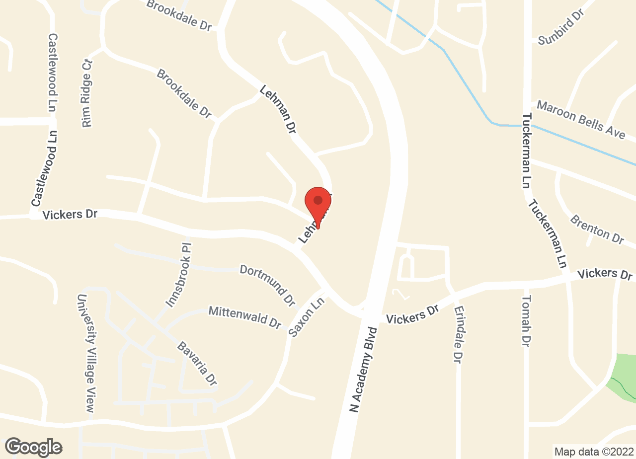 Google Map of VCA North Academy Animal Hospital