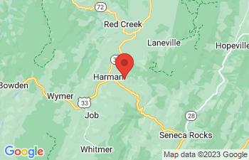 Map of Harman