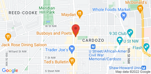 Directions to Busboys and Poets