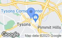 Map of McLean, VA