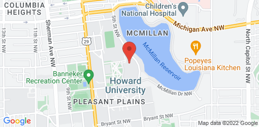 Directions to NuVegan Cafe - Howard University