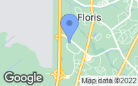 Map of Herndon, VA