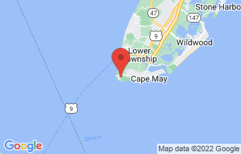 Map of Cape May Point