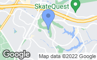 Map of Reston, VA