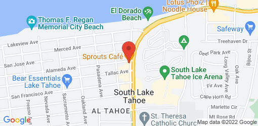 Directions to Sprouts Café