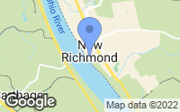 Map of New Richmond, OH