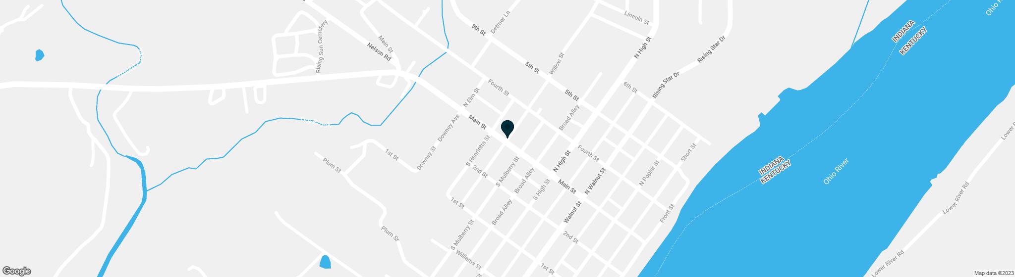 510 Main Street Street Rising Sun IN 47040
